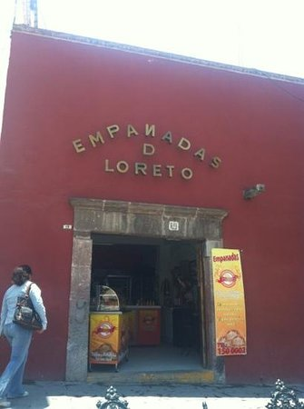 Empanadas D'Loreto