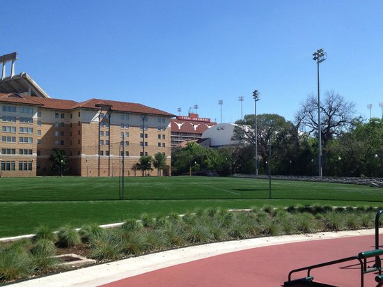 University of Texas at Austin : great workout area