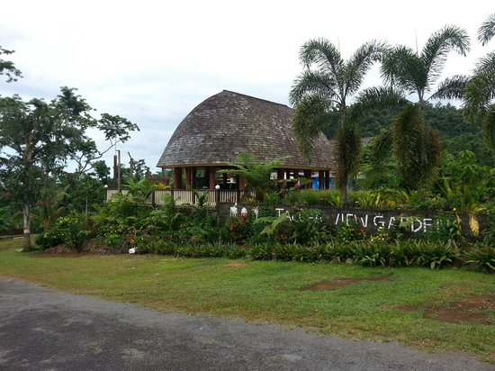 Samoa Tradition Resort: Fale for functions