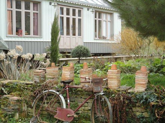 Le Mas Normand : Gypsy caravan