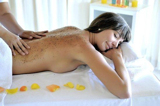 Vichayito Bungalows & Carpas by Aranwa: Servicios de spa para el relajo.