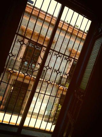 Casa de Siete Balcones: Alcoba