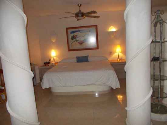 Aventura Mexicana : honey moon suite