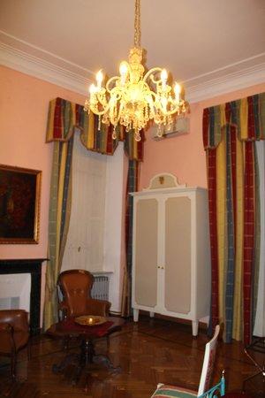 Hotel Principi D'Acaja: Camera da letto tripla
