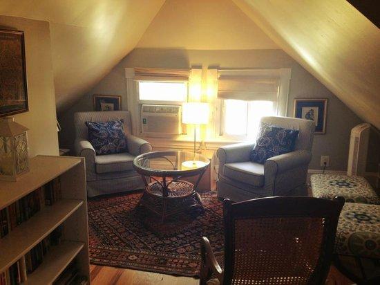 Asbury Park Inn: Crest Suite