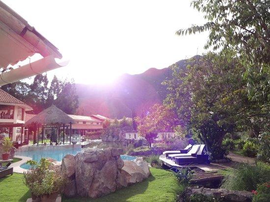 Aranwa Sacred Valley Hotel & Wellness: the morning at Aranwa