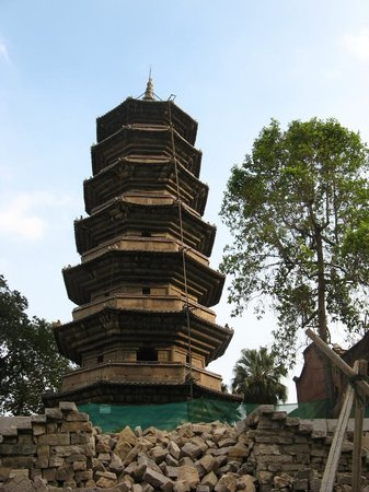 Baiyi Pagoda
