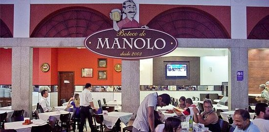 Bar E Restaurante Do Manolo