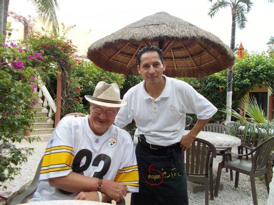 Aventura Mexicana: Nicholas