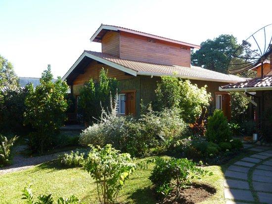 jardim quintal grande:Quintal – Foto de Pousada Jardim Secreto, Gramado – TripAdvisor