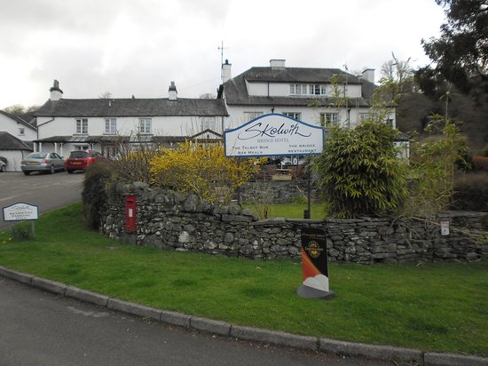 Skelwith Bridge Hotel 1