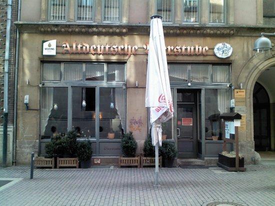 Altdeutsche Bierstube: 1