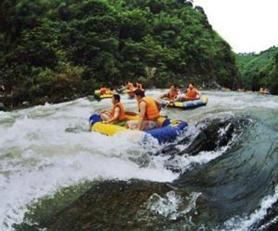 Foto de Dawei Mountain Canyon Rafting
