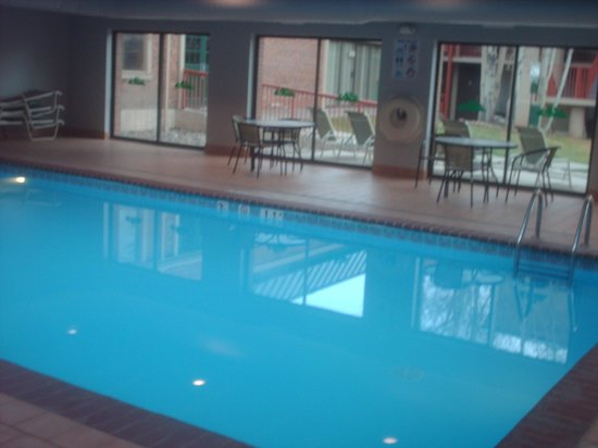 Durango Downtown Inn: Pool
