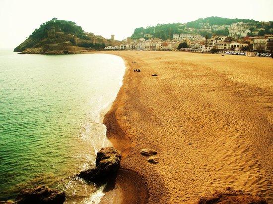 Giverola Resort: playa de tossa