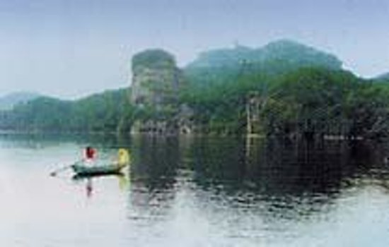 Sanming Tian'e Cave