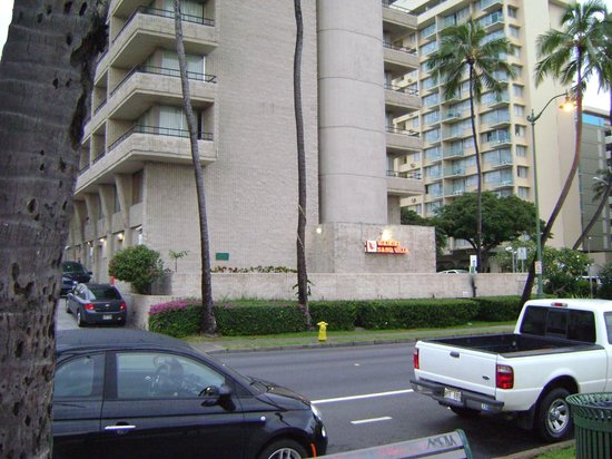 威基基海灘別墅酒店照片