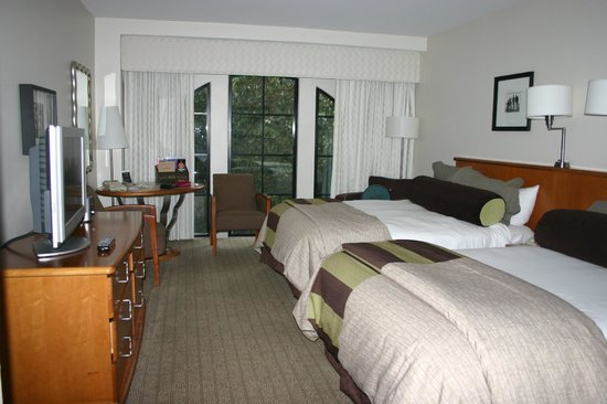 Hard Rock Hotel at Universal Orlando: Bedroom