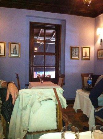 Mosaic Restaurant: l'habit ne fait pas le moine