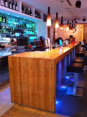 Sport Hotel San Vigilio: The cafeteria