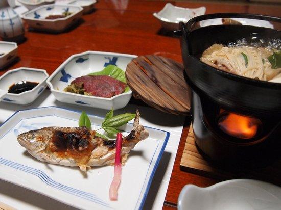 Asahikan: 料理(一部)