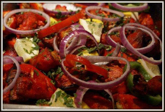Gandhi India's Cuisine : Tandoori Chicken