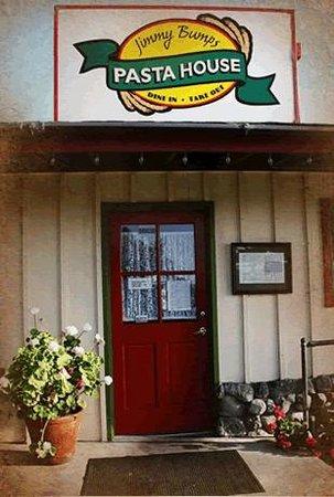 Jimmy Bump's Pasta House: Entrance