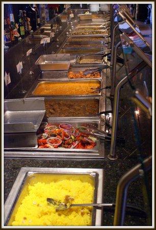 Gandhi India's Cuisine : Buffet