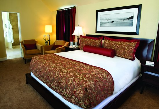 L'Auberge Carmel: Room