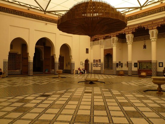 The top 10 things to do near riad la porte rouge marrakech for Things to do in la porte
