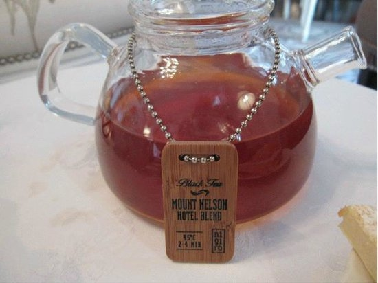 Belmond Mount Nelson Hotel: High Noon Tea