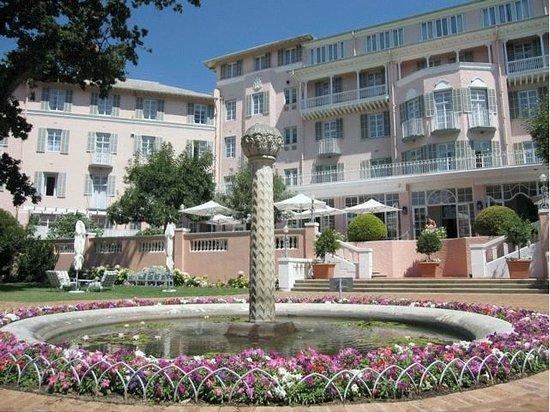 Belmond Mount Nelson Hotel: Mount Nelson Interior Grounds