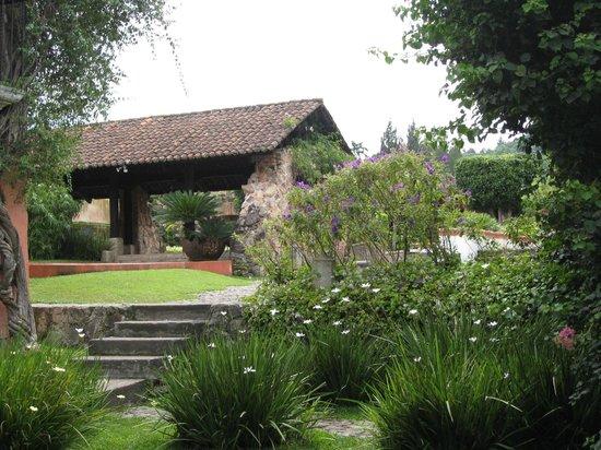 La Casa de los Sueños: patio