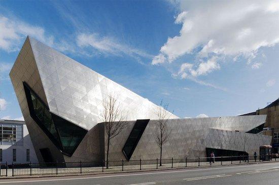 Metropolitan University Site Photo