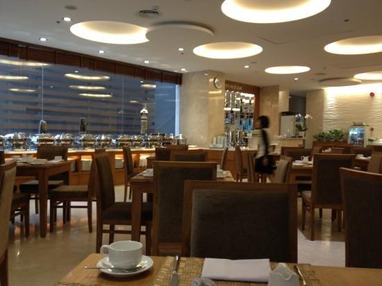 EdenStar Saigon Hotel: Restaurant