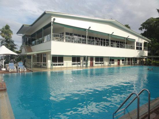 Madang Resort Hotel HAUS KIBUNG ABD POOL