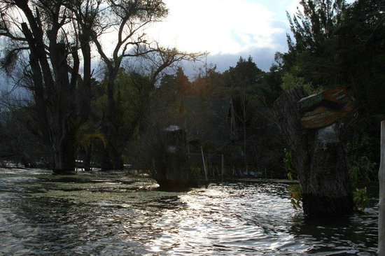 Laguna Lodge Eco-Resort & Nature Reserve: hotel view