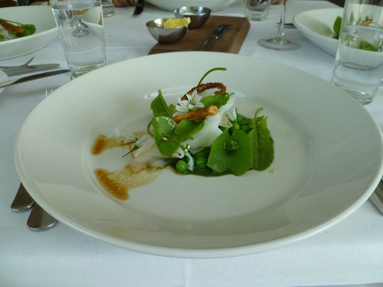 Peppermint Bay: Entree