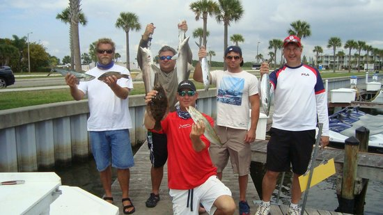A Day Well Had by All- Captain Oli- Fish Tampa Bay With Me