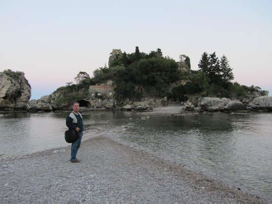 Lido Mazzarò : Isola Bella