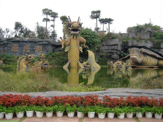 Huilai County Photo