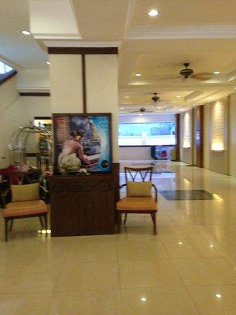 Henann Garden Resort: Lobby