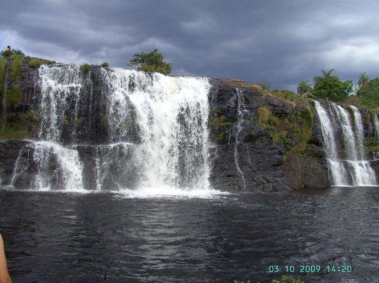 Conceição do Mato Dentro, MG: Cachoeira Grande