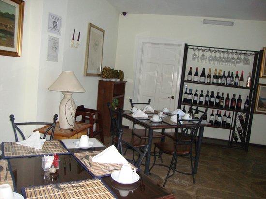 Hotel Luisiana: Restaurant - Dining Room