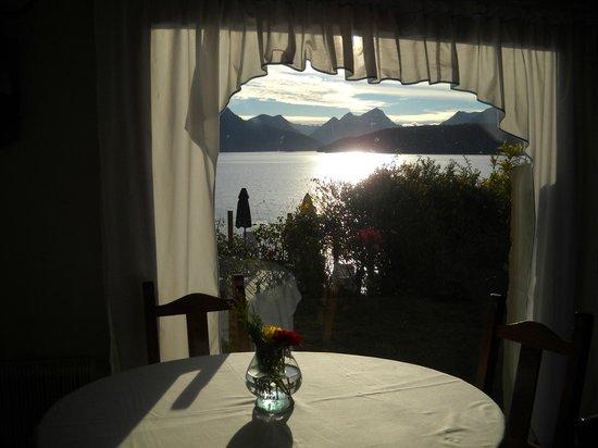 La Posada Hosteria & Spa: Vista desde el comedor