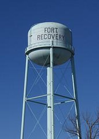 ‪Fort Recovery Tower Fort‬