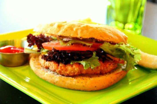 Yummy Cafe: Yummy Sandwich