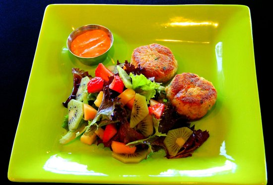 Yummy Cafe: Crabcakes