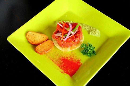 Yummy Cafe: Beef Tartar