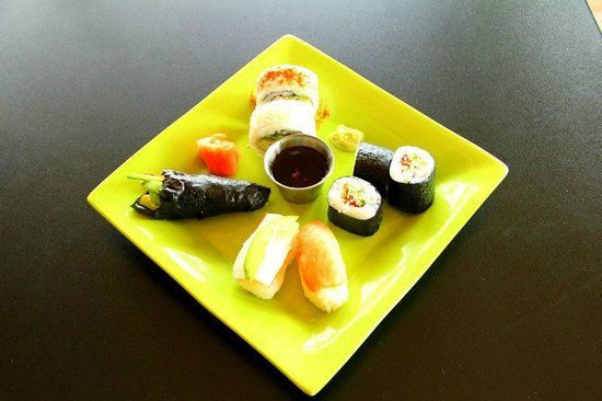 Yummy Cafe: Sushi at Home